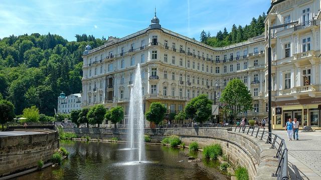 Prague Karlovy Vary
