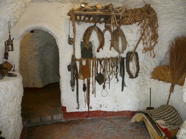 Granada Museo Cuevas del Sacromonte