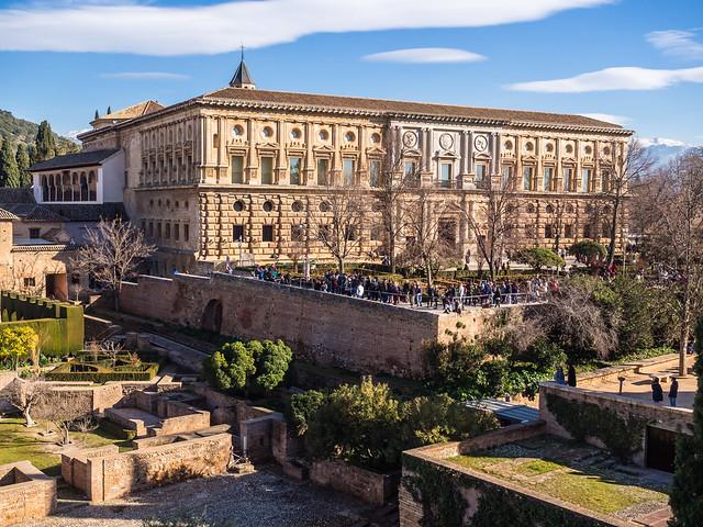 Granada Museum of Alhambra