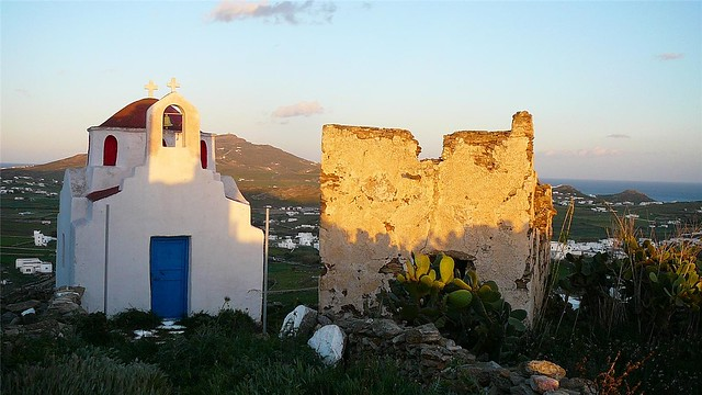 Mykonos Gyzi Castle