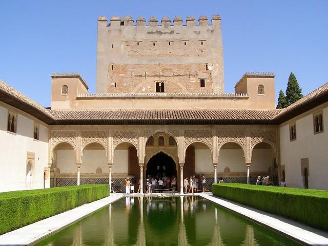 Granada Palacios Nazaríes