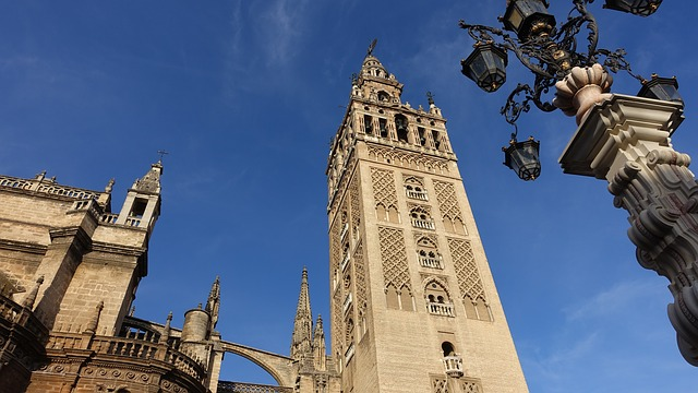 Seville La Giralda