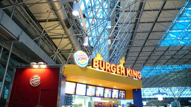 Valencia Burger King