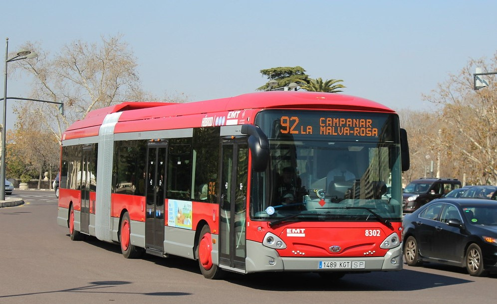 Valencia buses