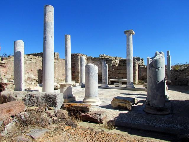 ancient mykonos