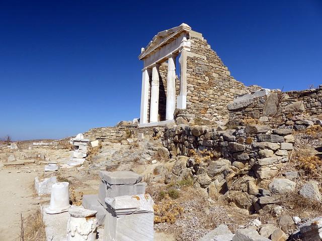 mykonos ancient