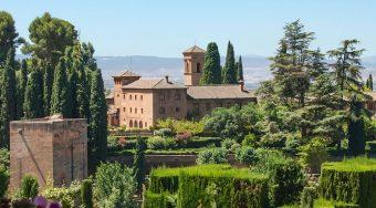 Granada convent palace