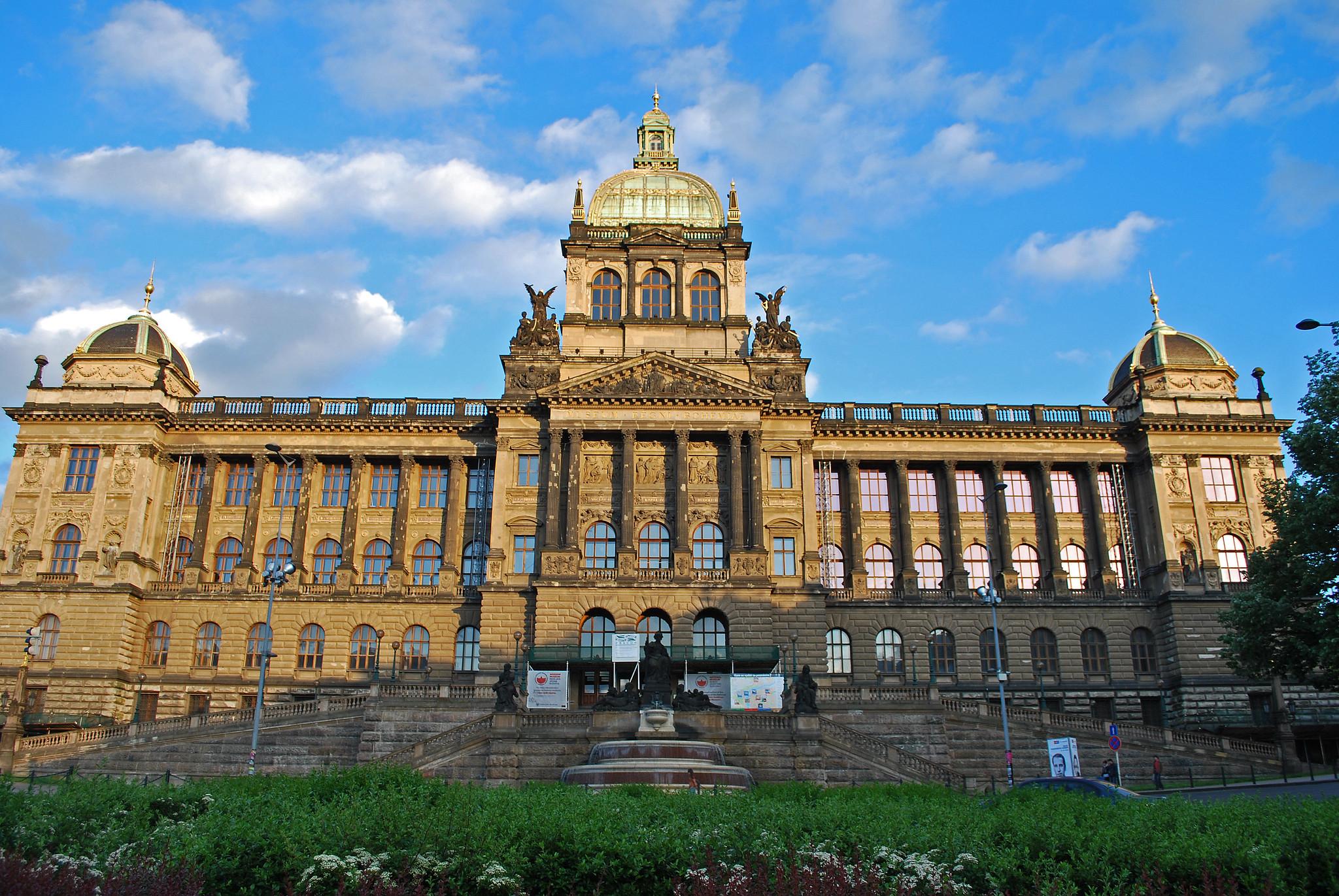 national museum prague