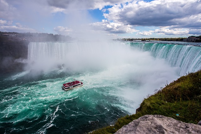 Transfer Options From Toronto Airport To Niagara Falls