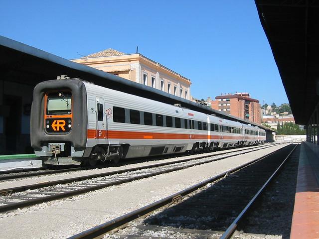 granada train