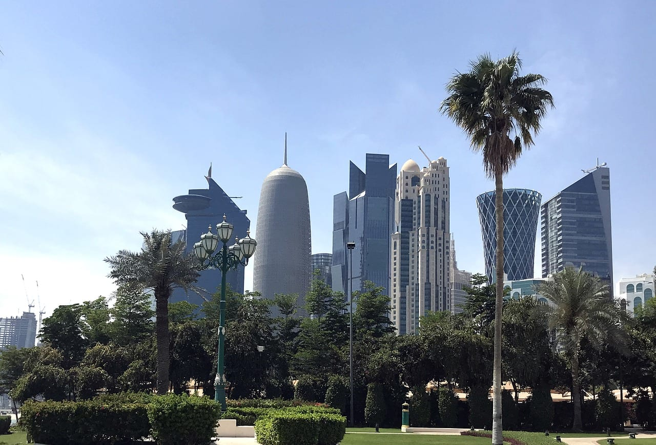 Getting From Doha Airport To City